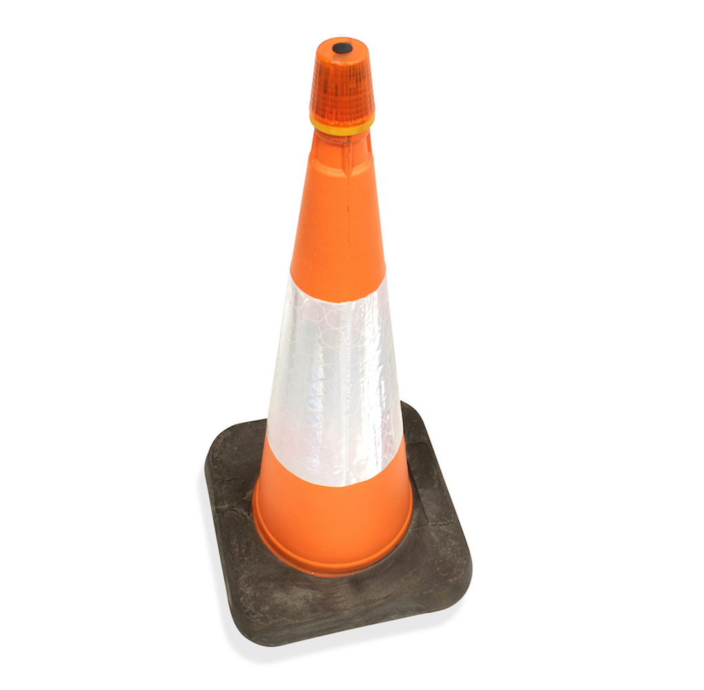 Cone Safety Lamp