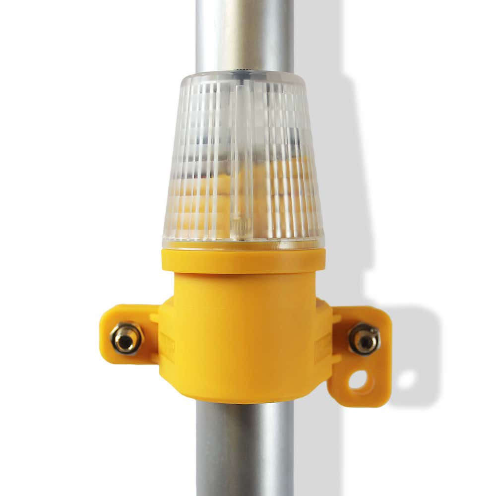 Site Safety Lamp Side mount