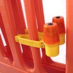 STACKA Barrier Lamp - closeup