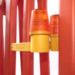 STACKA Barrier Lamp close up