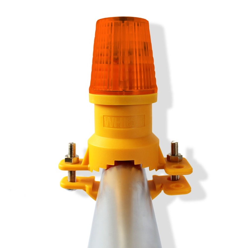 Site Safety Lamp Vertical mount