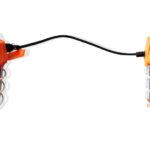 LED Work Light - chain
